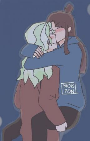 The Cure |Diakko| [AU] by Covax_exe