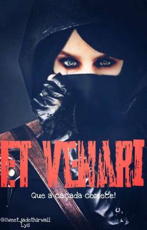 Et Venari (Jerrie ) by Sweet_jadethirwall