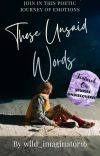 Those Unsaid Words cover