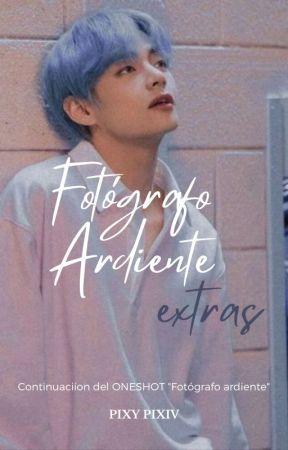 Fotógrafo ardiente ↬  EXTRA (Kookv) by PixyPixiv