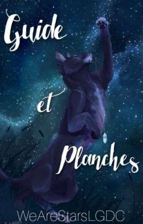 Guide et Planches by WeareStarsLGDC