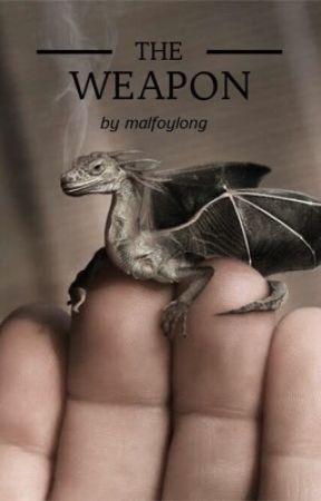 the weapon  // Draco Malfoy by malfoylong