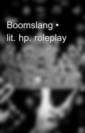 Boomslang • lit. hp. roleplay  by vapourdays