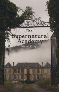 The Supernatural Academy  cover