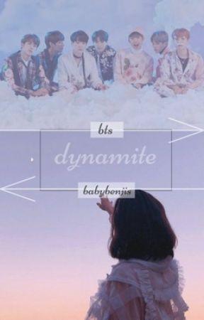 dynamite   btsxreader  by babybenjis
