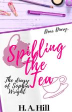 Spilling The Tea! by hahillbooks