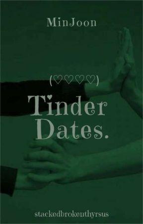 Tinder dates. (MinJoon) by stackedbrokenthyrsus