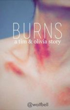 Burns (sequel to bruises) by wolfbell
