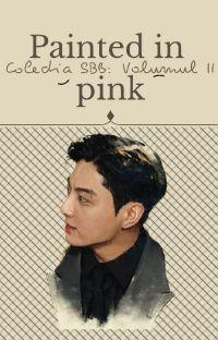 """Sweet Bad Boy: Painted in pink colors"" - Jeon Jungkook; Volumul II cover"