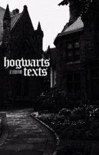 HOGWARTS TEXTS by slytherinwood