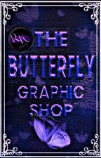 The Butterfly Graphic Shop (2 Edition)  by my_shoe_is_missing_