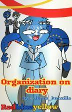 Organization On Diary (slow update?) by albino_kunzilla