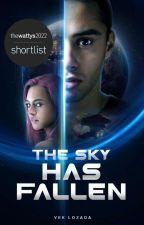 The Sky Has Fallen by LittleVee