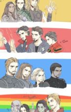 Avengers Oneshots by JustaMarvelShipper