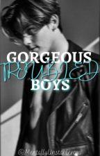 Gorgeous Troubled Boys  by MentallyUnstablexoxo