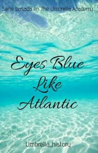 Eyes Blue Like The Atlantic  cover