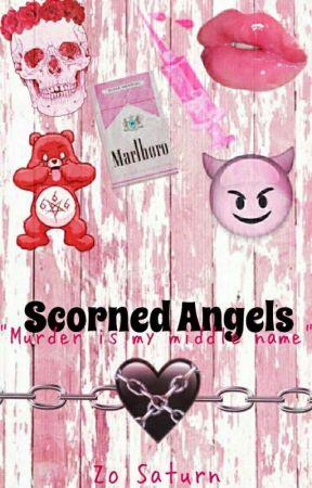 The Scorned Angels | 3 Ninjas Flashback Fic by Burning_Charcoal