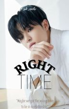 Right Time || p.jihoon by ellacruzfan
