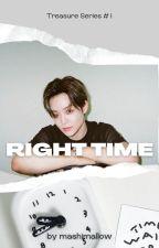 Right Time || p.jihoon by ellacruzfan