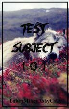 Test Subject 101 || muke hybrid by AlexFromTarg