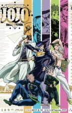 Shine Like A Diamond {Diamond Is Unbreakable X Male Reader} by Evander_Ley