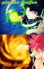 Izuku: The Dragon Slayer(Mha X Fairy Tail) by blueboymonster
