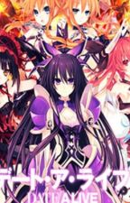 Date a Live X Depressed Male Reader by XD0010