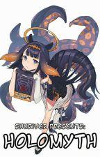 HoloMyth Anime 🔍 🐙 🐔 💀 🔱 by Shuriver