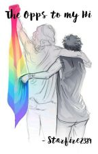 The Opps to my Hi ( a Larry Stylinson fanfic) by Starfire2389