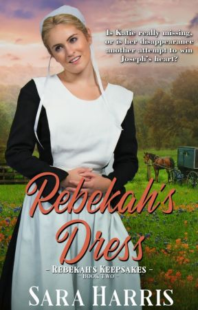 Rebekah's Dress (Chapter One Only) by vinspirepub