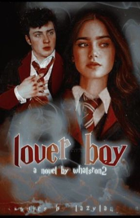 【Lover Boy ↠ James Potter】 by whatsron2