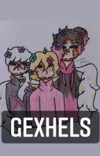 GEXHels Oneshot's by WelshKitsune