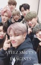 ATEEZ Imagines by its_me_crys