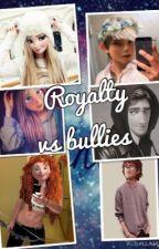 Royalty vs Bullies by ElsaFrozen8