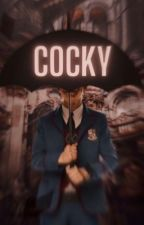 ☂︎︎Cocky ☂︎︎| Five x Reader  by Miss-Izumi