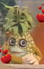 Oui, Je Suis Un Ananas Et Je T'aime! by plumaid