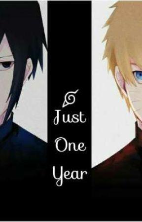 Just One Year  by Yaoi_lover_sasunaru