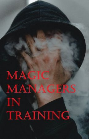 Magic Managers in Training by FlyBiEnby