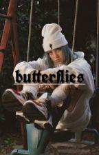 butterflies • 𝖡.𝖤 by LOV3DIES