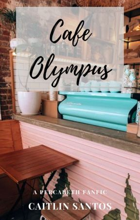 Cafe Olympus by percabethfeelsfandom