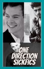 One Direction Sickfics by 94ALWAYSKIWIS