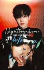 NIGHTBREAKERS ━━ jihoon ✓ by tofuujin