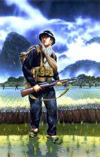 Izuku the Vietcong Fighter by Qing_Restorer