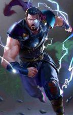 God of Thunder x DC by ThatEhhGuy