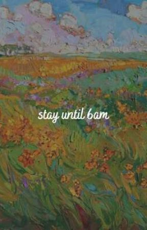 stay until 6am [taekook] by cracksbang