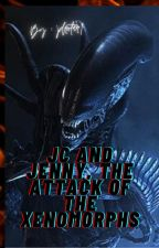JC and Jenny and the attack of the Xenomorphs by jdrotar1