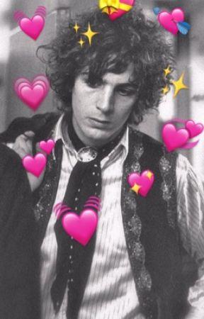•~Syd Barrett x Y/N~• by Rogers_earwax_