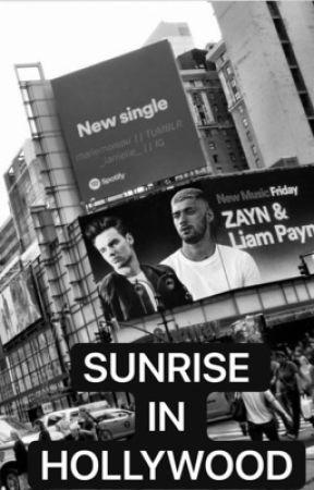 Sunrise In Hollywood(Z.M) by youcancallmemrless