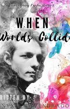 When Worlds Collide (Mike Faist x Fem!Reader) by Nyxx_Ravendragon