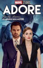 ADORE ↠ b. barnes [III] by evanescence2016